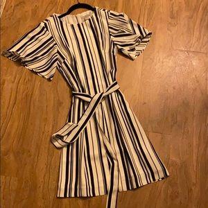 H & M flutter dress! NWT
